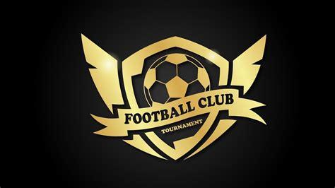 design a club logo illustrator tutorial football club logo maker