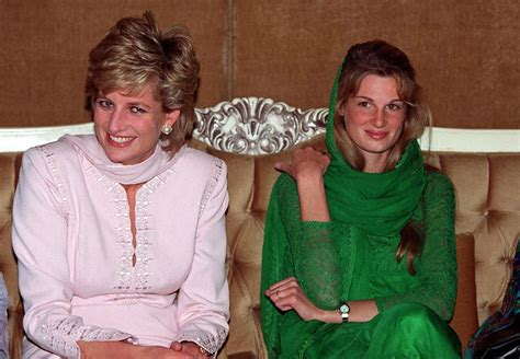 Jemima Khan Vanity Fair by Princess Diana Wanted To Hasnat Khan And Move To