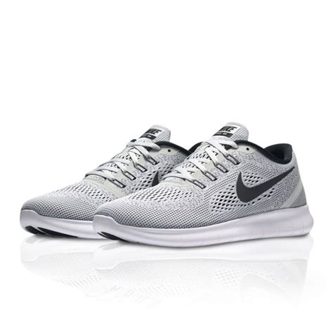 new listing nike free run trainers white y44p8829