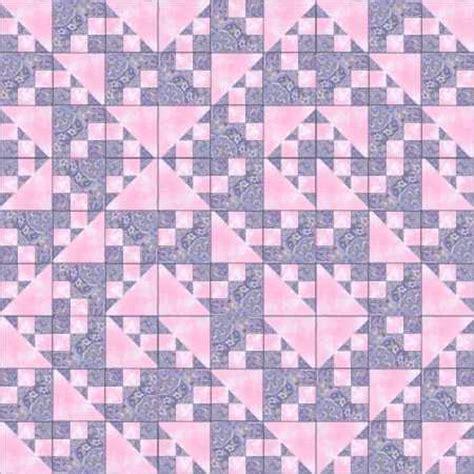 quiltpox hopscotch block