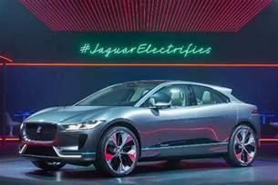 Los Angeles Jaguar Jaguar Ipace Revealed At Los Angeles Auto Show Car Talk