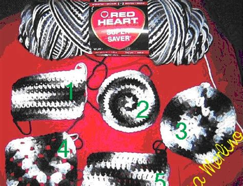 zebra pattern yarn crochet living a new color in red heart super saver yarn