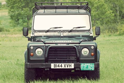 1985 land rover defender 90 tdi