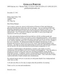 Effective Cover Letters by Effective Cover Letter Exle The Best Letter Sle
