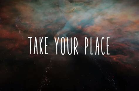 places to take your the underachievers quot take your place quot lyric