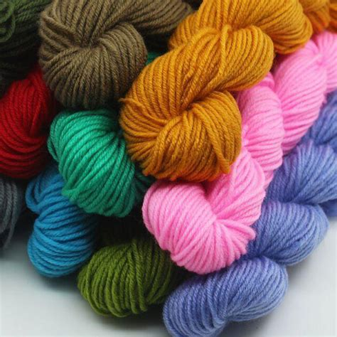 knitting wool sale soft polyester for knitting baby knitting wool