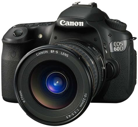 Kamera Canon Seri 60d test canon eos 60d kamera bild