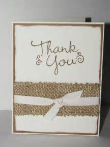 handmade wedding thank you cards bridal thank you cards