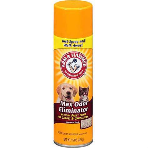 upholstery odor eliminator arm hammer max odor eliminator vacuum free foam for