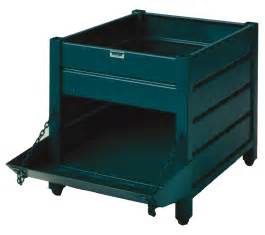 king industrial shelving workingtainer 174 industrial storage containers steel king