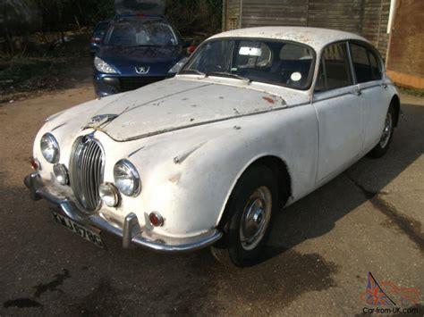 jaguar  mk  restoration