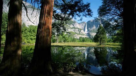 bellas imagenes de amor en 3d falls california national park yosemite national park