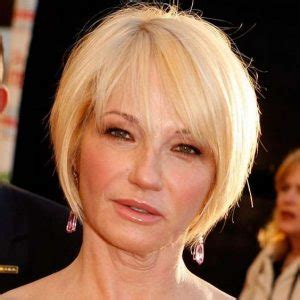 bangs for over 60 woman 60 popular haircuts hairstyles for women over 60