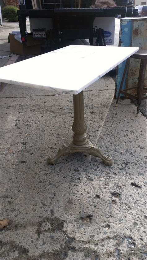 iron and marble table marble cast iron table omero home