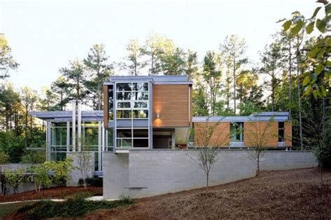 modern home design north carolina modern paletz moi residence in durham north carolina