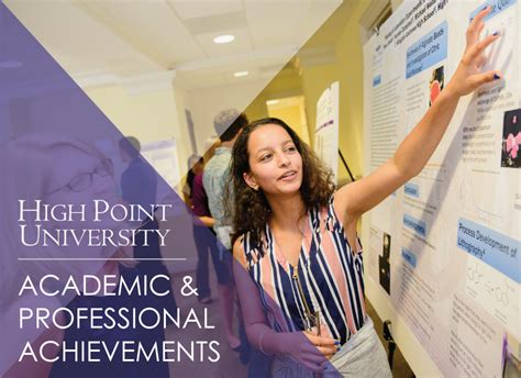 hpu announces academic and professional achievements high point high point