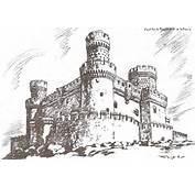 Dibujo Art&237stico Castillos  Plantillas Para Pintar Etc