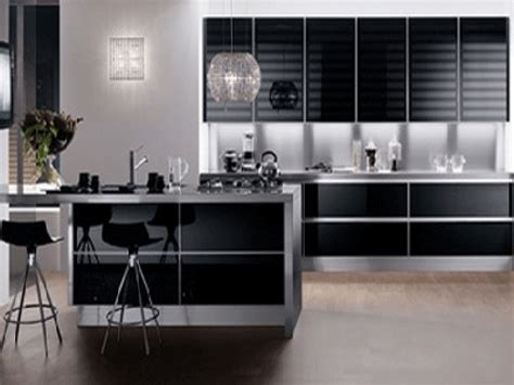 modern kitchen color schemes modern kitchen with brown color dands