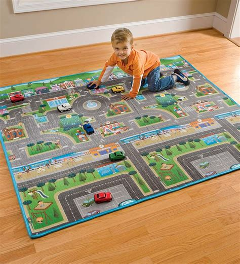 play rugs for boys home decor