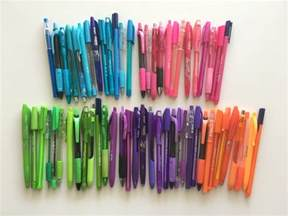best colored pens how to choose the right planner pens what to look for