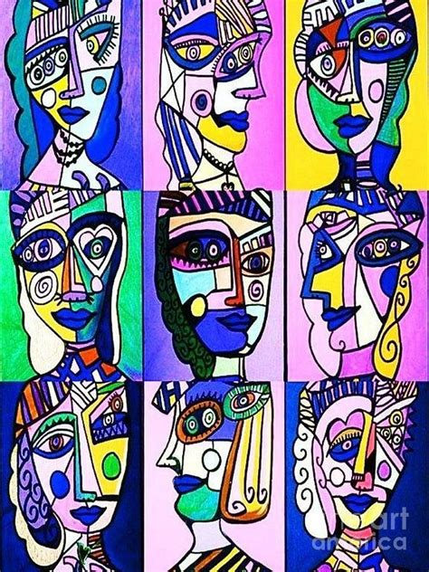 what style of did picasso use best 25 picasso portraits ideas on picasso