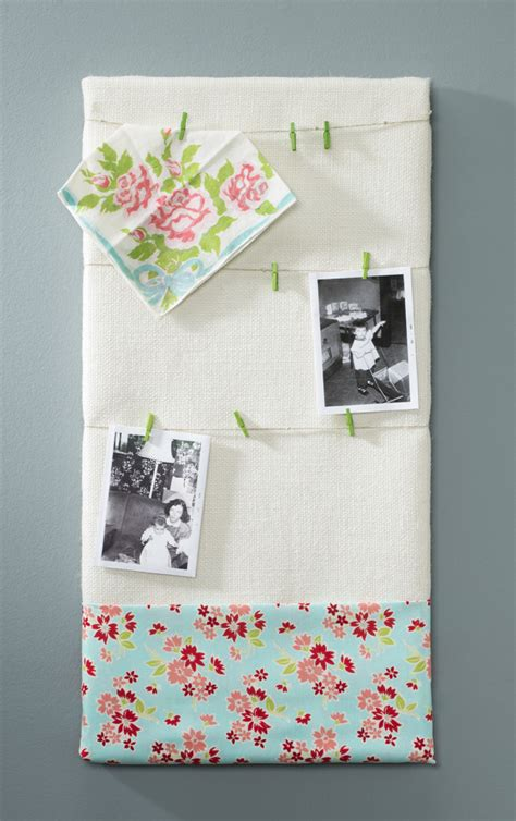 fabric crafts canvas 10 things to do with a blank canvas for easy home decor