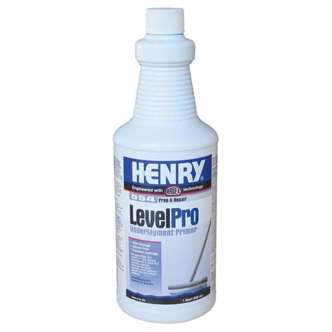henry 554 level pro 1 qt underlayment primer 12164 the