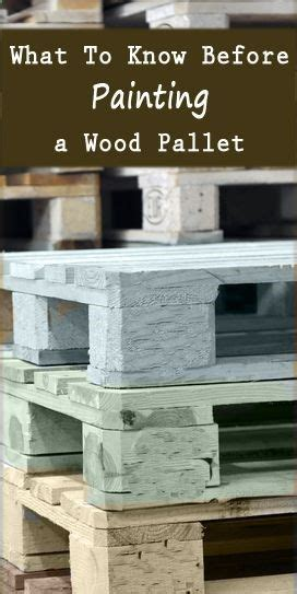 17 helpful tips before painting wooden pallets pallet ideas 1001 pallets need to and pallets 17 ideas about heat treated pallets on pinterest dog