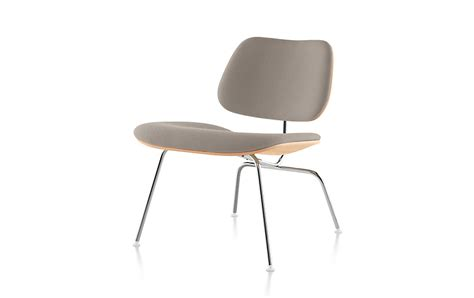 Eames Molded Plywood Lounge Chair by Eames Molded Plywood Lounge Chair With Metal Base