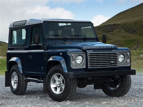 land rover defender picture 02 of 24 front angle my