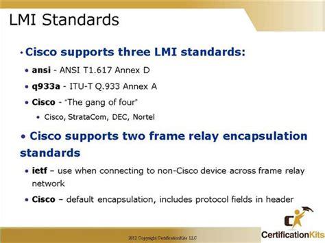 ccna training 187 ccna frame relay 2 encapsulation frame relay frame design reviews