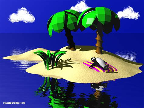 cartoon vacation wallpaper free 3d wallpaper vacation 1024x768