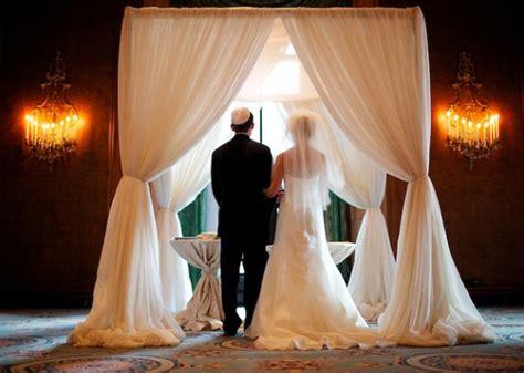 draped chuppah wedding drape chuppah las vegas san diego los angeles
