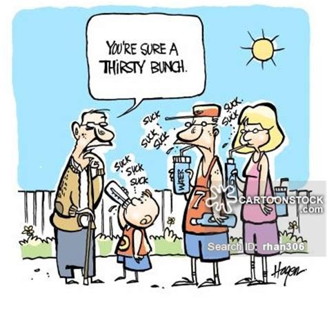 funny hot temperature jokes hot weather cartoons and comics funny pictures from