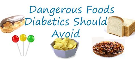 2 vegetables to avoid 10 worst foods for diabetic patients most dangerous
