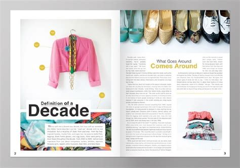 design fashion magazine layout fidm dialogues magazine bri emery