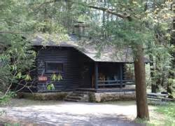 New Germany State Park Cabins by New Germany State Park