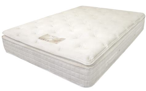 Uniland Single Ptop Uk 180 X 200 Mattress Only kayflex pillow top 3ft single mattress bed mattress