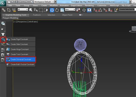 tutorial mass fx creating wind chimes animation using mass fx in 3ds max