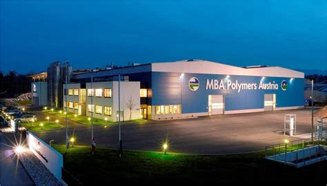 Mba Program In Austria by Mba Polymers To Process Weee Plastic Letsrecycle