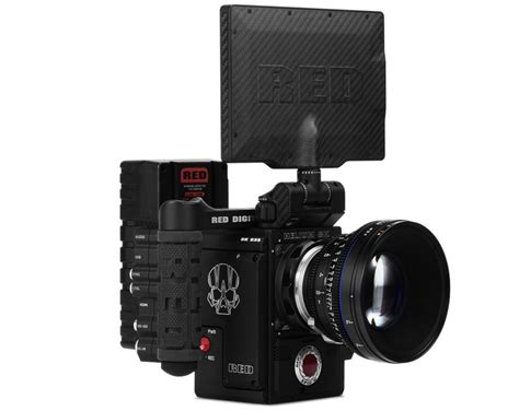 red epic film look red 8k helium sensor cameras are now shipping