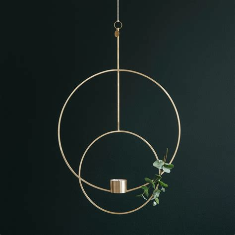 Hanging Tealight Holders by Hanging Tealight Holder By Ferm Living