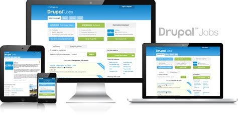 drupal theme job board web development for drupal association cheeky monkey media