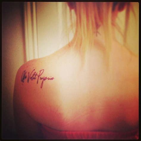 tattoo alis volat propriis my tattoo alis volat propriis tattoo obsessionn