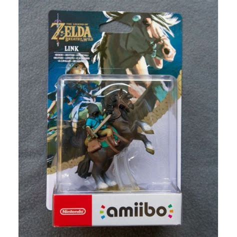 Amiibo Link Rider The Legend Of Breath Of The nintendo amiibo link archer legend of breath of the collection