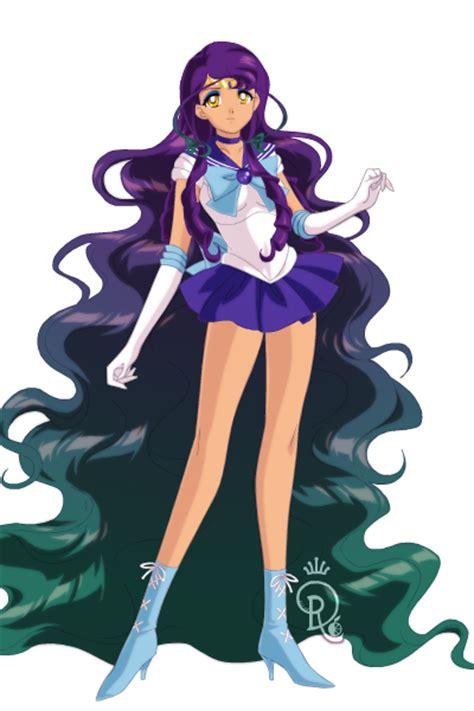 Purple Sailor sailor purple velvet by iggwilv on deviantart