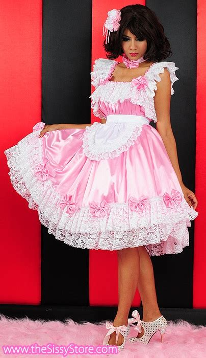 pinterest satin feminization christie long satin dress sissy pinterest satin