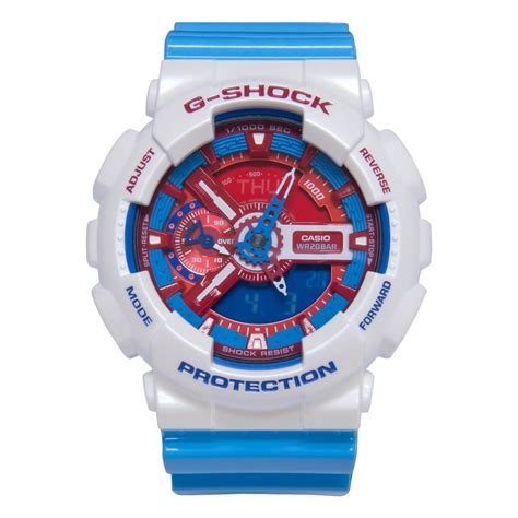 Casio Gshock Original Ga 110ht 7adr Casio G Shock Chronograph Mens Sports Ga 110ac 7a