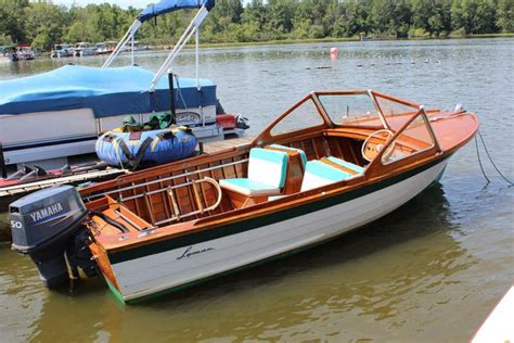 runabout boat wood lyman runabout boat wooden boats pinterest wood