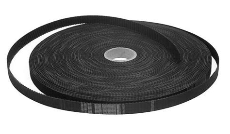 cc rubber sts 60 s2m open synchro link open ended neoprene timing belt